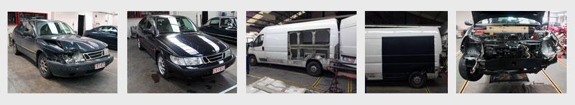 Rem Auto, atelier de carrosserie générale à Nivelles
