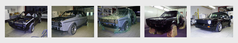 Restauration de véhicules anciens old timers à Nivelles